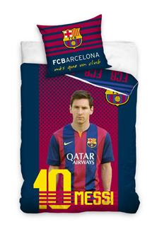 pościel FC Barcelona Messi