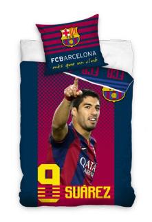 pościel FC Barcelona Suarez