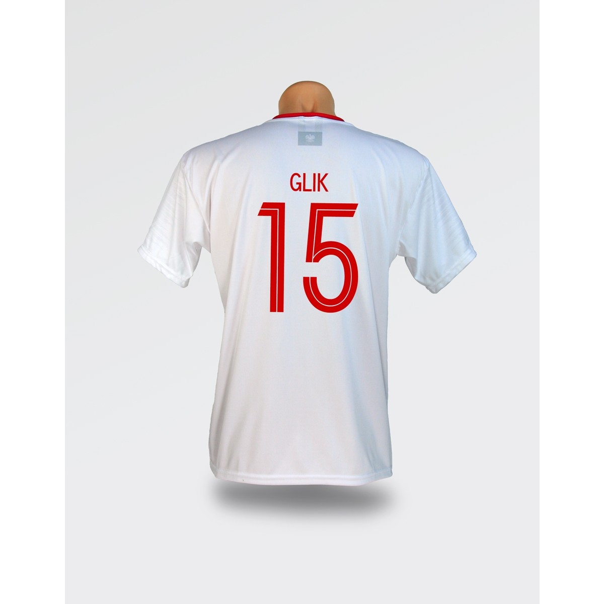 a23ec4fd98c3 Biała koszulka Polska - Glik