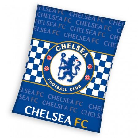 Licencjonowany Koc Chelsea FC