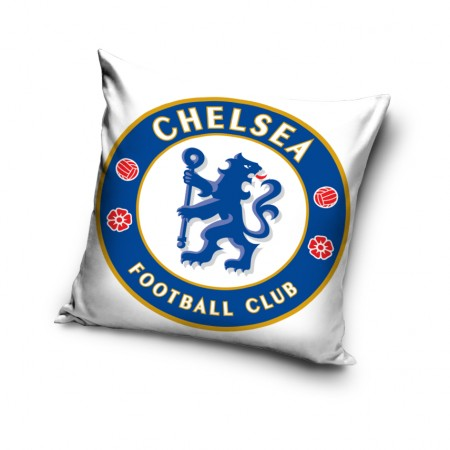 Poduszka Chelsea FC biała