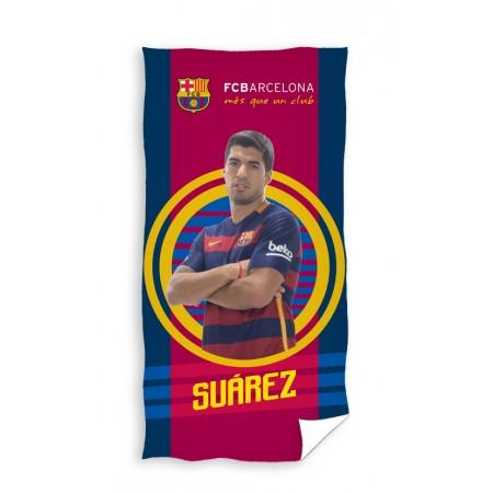 Ręcznik FC Barcelona - Luis Alberto Suárez