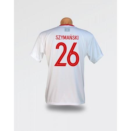 Koszulka Polska - Szymański
