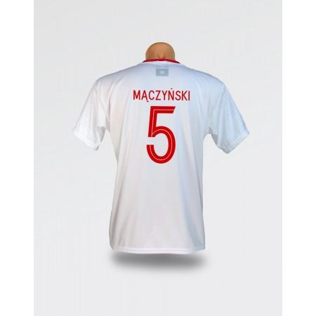 Koszulka Polska - Mączyński