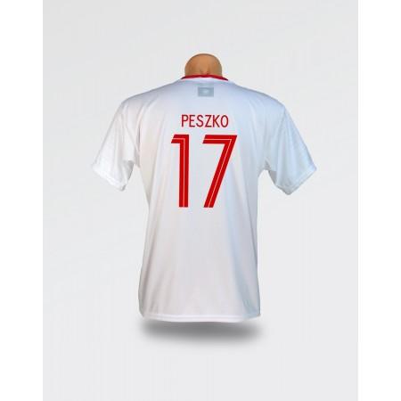 Koszulka Polska - Peszko