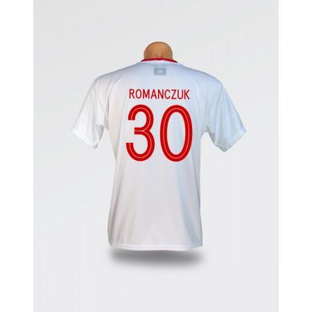 Koszulka Polska - Romanczuk