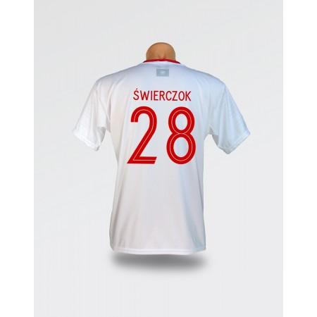 Koszulka Polska - Świerczok