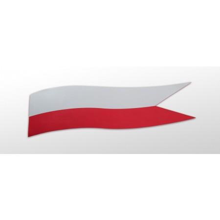 Magnes na auto Flaga