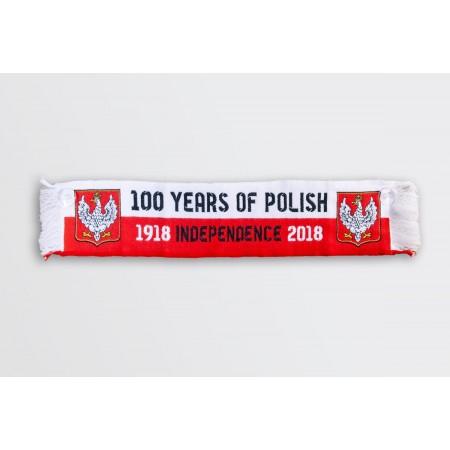 Mini szalik HD 100-lecie niepodległości