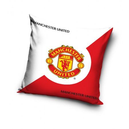 Poduszka Manchester United z dużym herbem