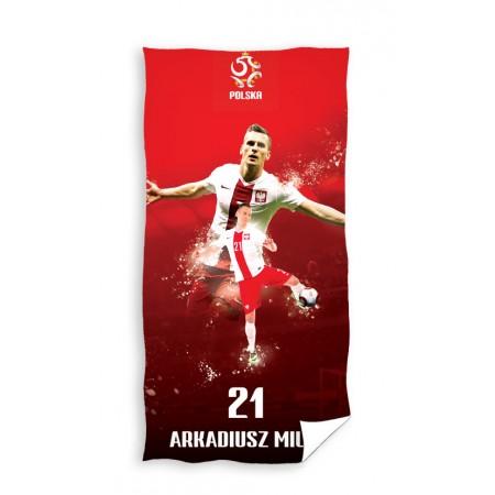 Ręcznik Polska - Arkadiusz Milik