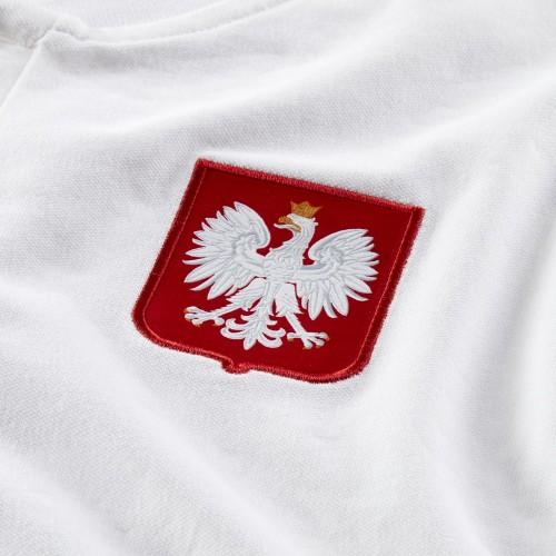 Koszulka Polo Nike Polska CK9205-102 biała