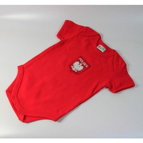 Czerwone body - wzór 2