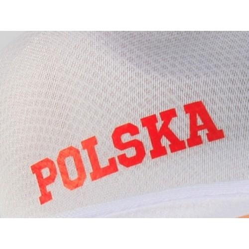Kapelusz Easy lekki biały Polska