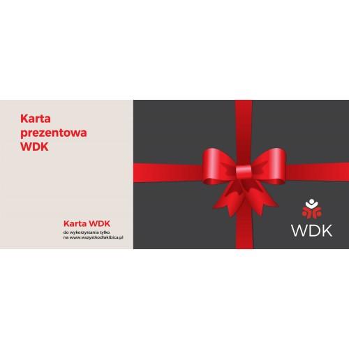 Karta prezentowa WDK
