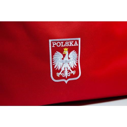 Sportowa torba kibica Polski