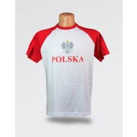 Koszulka męska Polska orzeł