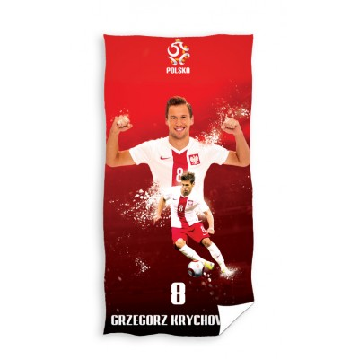 Ręcznik Polska - Grzegorz Krychowiak