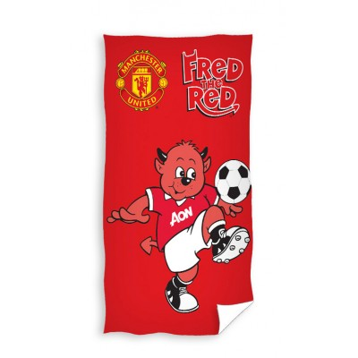 Ręcznik Manchester United - Fred the Red