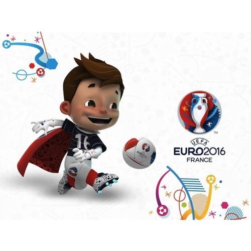 Oficjalna Maskotka Euro 2016 - Super Victor