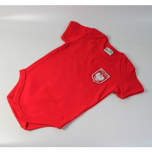 Czerwone body - wzór 1