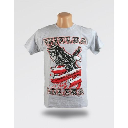 Szara koszulka - Wielka Polska