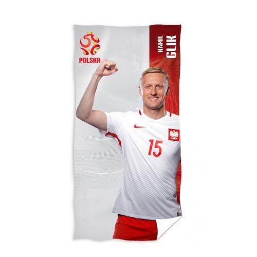 Ręcznik Polska - Kamil Glik