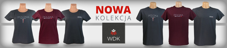 Nowa kolekcja t-shirt WDK